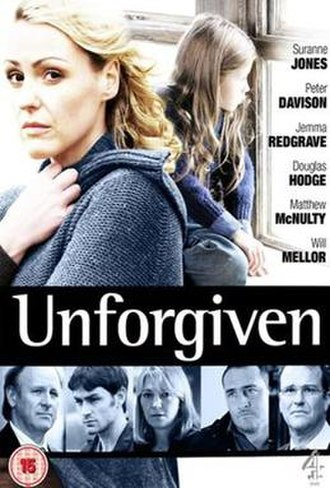 Unforgiven (TV series) - Image: Unforgiven, DVD Cover