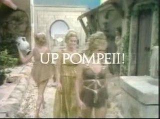 <i>Up Pompeii!</i> British television comedy series