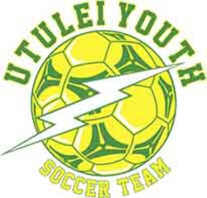 Juventude Utulei - Imagem: Utulei Youth FC logo