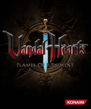 Vandal Hearts: Flames of Judgment - Image: Vandal Hearts Flames of Judgment Coverart