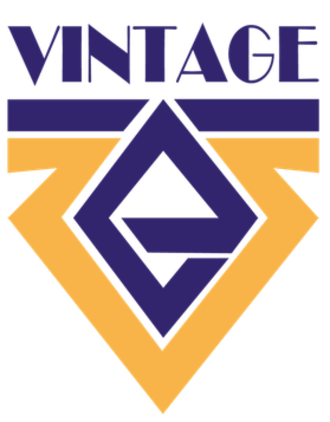 Vintage Television - Logo used from 1982 to 1996