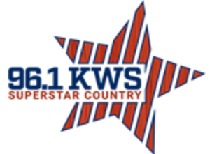 WKWS - Image: WKWS 96.1KWS logo