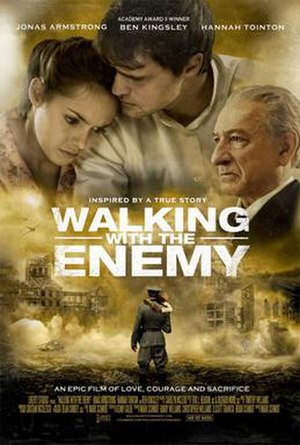 Walking with the Enemy - Teaser poster