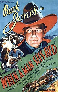 <i>When a Man Sees Red</i> (1934 film) 1934 film by Alan James
