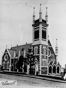 City Congregational Church Brisbane Wikipedia