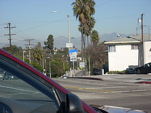 View Park–Windsor Hills, California - Windsor Hills neighborhood sign