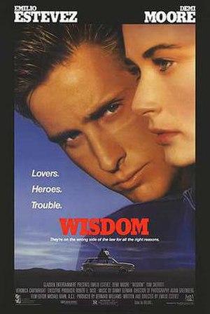 Wisdom (film) - Theatrical release poster