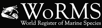 World Register of Marine Species - Image: Wo RMS (World Register of Marine Species) logo 01
