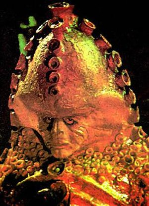 Zygon - Image: Zygon (Doctor Who monster)