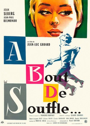 Breathless (1960 film) - Original release poster
