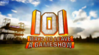 101 Ways to Leave a Gameshow - Image: 101 Ways to Leave a Gameshow logo