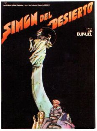 Picture of a movie: Simon Of The Desert