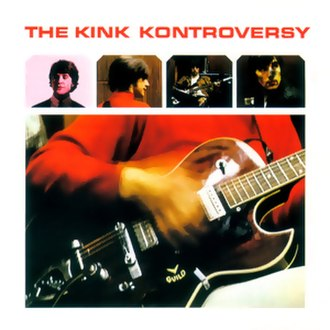 The Kink Kontroversy - Image: 1965 The Kink Kontroversy front