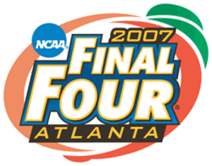 2007 NCAA Division I Men's Basketball Tournament - 2007 Final Four logo