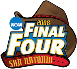 2008 NCAA Division I Men's Basketball Tournament - 2008 Final Four logo