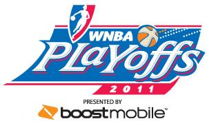 2011 WNBA Playoffs - Image: 2011 WNBA Playoffs logo