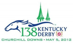 2012 Kentucky Derby - Official logo for the 2012 Kentucky Derby