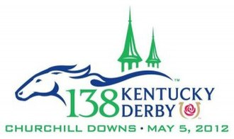 2012 Kentucky Derby - Official logo for the 2012 Kentucky Derby