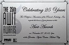 25th Awit Awards Poster.JPG