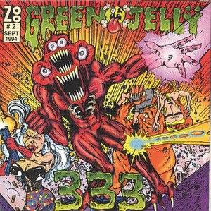 333 (album) - Image: 333 Green Jelly