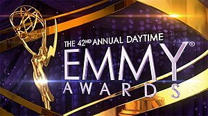 42nd Daytime Emmy Awards - Promotional advertisement