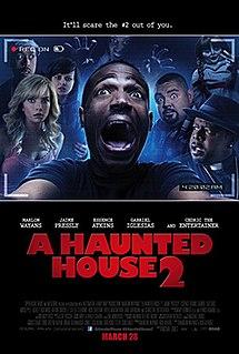 <i>A Haunted House 2</i> 2014 film by Michael Tiddes