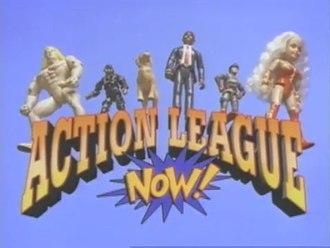 Action League Now! - Image: Action League Now!