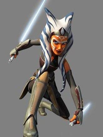 Ahsoka Tano - Image: Ahsoka Tano, Star Wars Rebels appearance