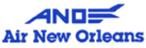 Air New Orleans - Image: Air New Orleans Logo