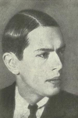 Alexander Mosolov - Mosolov in 1927