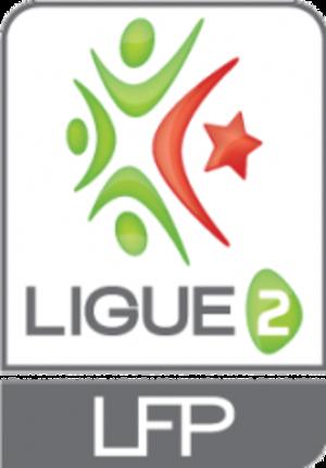 Algerian Ligue Professionnelle 2 - Image: Algerian Ligue Pro. 2