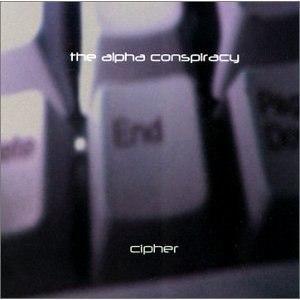 Cipher (album) - Image: Alpha conspiracy cipher