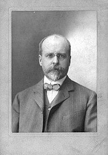 Ambrose Tighe American politician