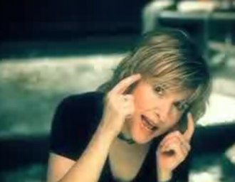 Angels Would Fall - Etheridge in the music video.