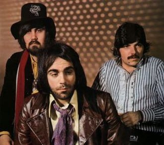 Aphrodite's Child - Aphrodite's Child in the 1960s. From left: Vangelis Papathanassiou, Demis Roussos, Loukas Sideras