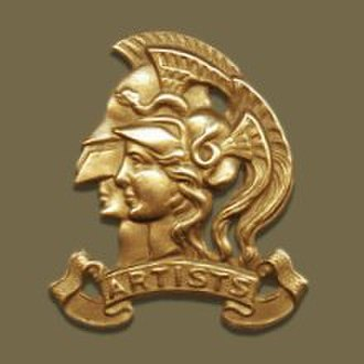 Artists Rifles - Cap badge of The Artists Rifles