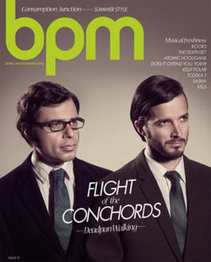 BPM (magazine) - BPM cover