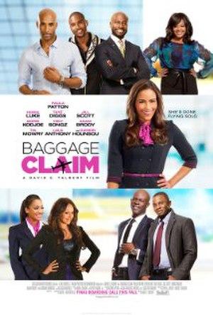 Baggage Claim (film) - Image: Baggage Claim film