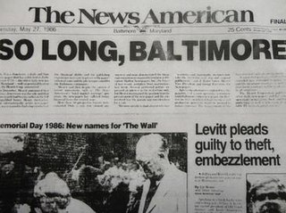 <i>Baltimore News-American</i>