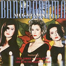 Has english girl group bananarama does have