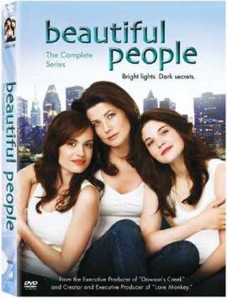 Beautiful People (U.S. TV series) - Complete Series DVD cover