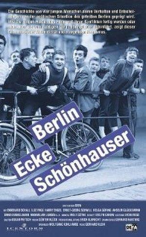 Berlin, Schoenhauser Corner - Image: Berlinecke