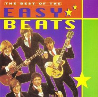 The Best of The Easybeats + Pretty Girl - Image: Best of Easybeats 1997 cover