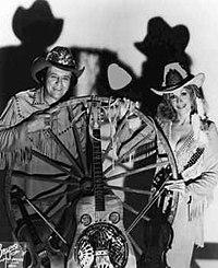 Billy Jack Saucier and Joanie Waco