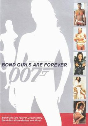Bond Girls Are Forever - DVD cover