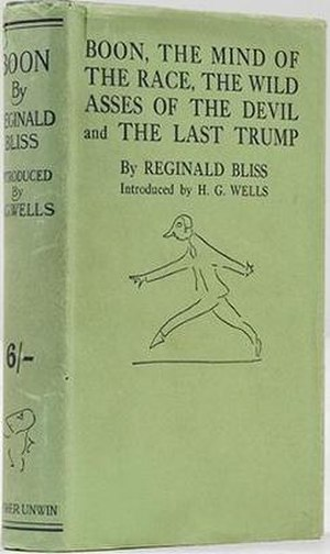 Boon (novel) - First edition