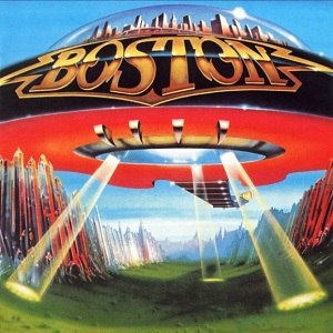 Don't Look Back (Boston album) - Image: Boston Don't Look Back
