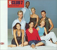 S Club 7 — Bring It All Back (studio acapella)