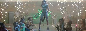 Gorilla (song) - Image: Bruno Mars Gorilla Music Video