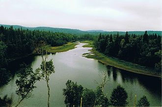 Northern Ontario - Forests, lakes, and rivers dominate much of the Northern Ontario landscape.